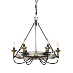 Quoizel Lighting CTH5006AN Chandelier With 6 Lights