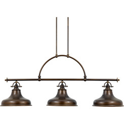 Quoizel Lighting ER353PN Emery Island Chandelier