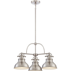 Quoizel Lighting ER5103BN Emery Dinette Chandelier