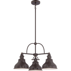 Quoizel Lighting ER5103PN Emery Dinette Chandelier