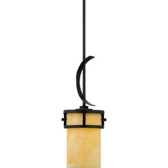 Quoizel Lighting KY1507IB Kyle Mini Pendant