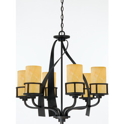 Quoizel Lighting KY5006IB Kyle Chandelier