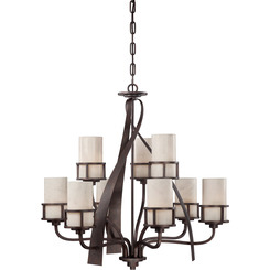 Quoizel Lighting KY5009IN Kyle Foyer Piece