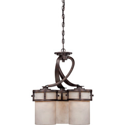 Quoizel Lighting KY5103IN Kyle Dinette Chandelier