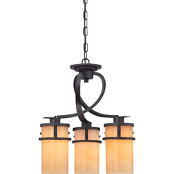 Quoizel Lighting KY5503IB Kyle Dinette Chandelier