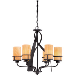 Quoizel Lighting KY5506IB Kyle Chandelier