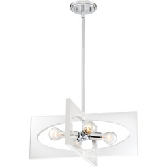 Quoizel Lighting MDP2820C Midpoint Pendant