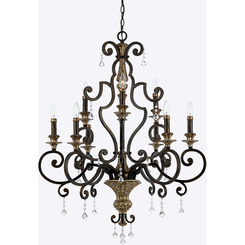 Quoizel Lighting MQ5009HL Marquette Foyer Piece
