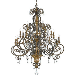 Quoizel Lighting MQ5020HL Marquette Foyer Piece
