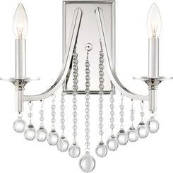 Quoizel Lighting QSP8702PK Queenship Wall Sconce