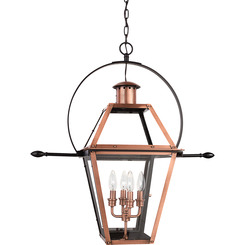 Quoizel Lighting RO1914AC Rue De Royal Outdoor Lantern