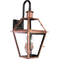 Quoizel Lighting RO8411AC Rue De Royal Outdoor Lantern