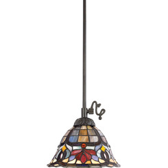 Quoizel Lighting TF1536VB Tiffany Mini Pendant