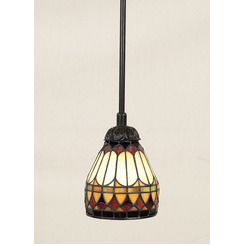 Quoizel Lighting TF1541VB Tiffany Mini Pendant