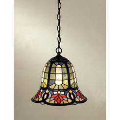 Quoizel Lighting TF1737VB Tiffany Mini Pendant
