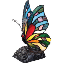Quoizel Lighting TFX1518T Tiffany Table Lamp