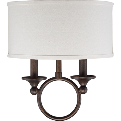 Quoizel Lighting ADA8702LN Wall Sconce With 2 Lights