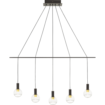 Quoizel Lighting EXN539WT Expanse Island Chandelier