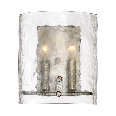 Quoizel Lighting FTS8802MM Fortress Wall Sconce
