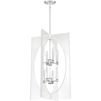 Quoizel Lighting MDP5208C Midpoint Foyer Piece