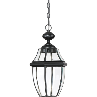 Quoizel Lighting NYCL1911K Newbury Clear LED Outdoor Lantern