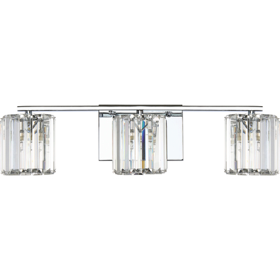 Quoizel Lighting PCDV8603C Bath Fixture With 3 Lights