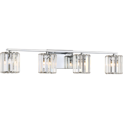 Quoizel Lighting PCDV8604C Bath Fixture With 4 Lights
