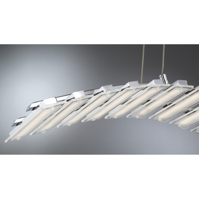 Quoizel Lighting PCWV140C Platinum Collection Wave Island Chandelier