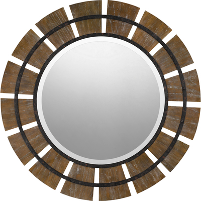 Quoizel Lighting QR3693 Cask Mirror