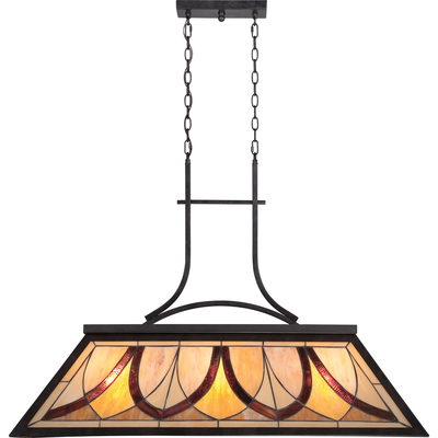 Quoizel Lighting TFAS344VA Asheville Island Chandelier