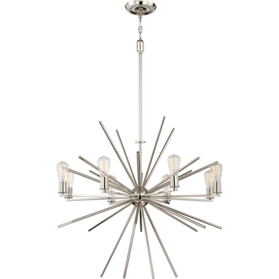 Quoizel Lighting UPCN5008IS Uptown Carnegie Foyer Piece