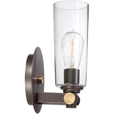 Quoizel Lighting UPEV8701WT Uptown East Village Wall Sconce