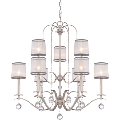 Quoizel Lighting WHI5009IS Whitney Foyer Piece