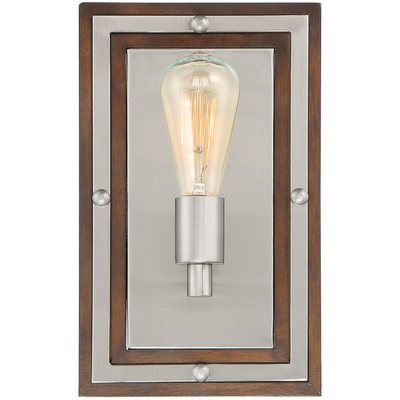 Quoizel Lighting WTY8701BN Westerly Wall Sconce